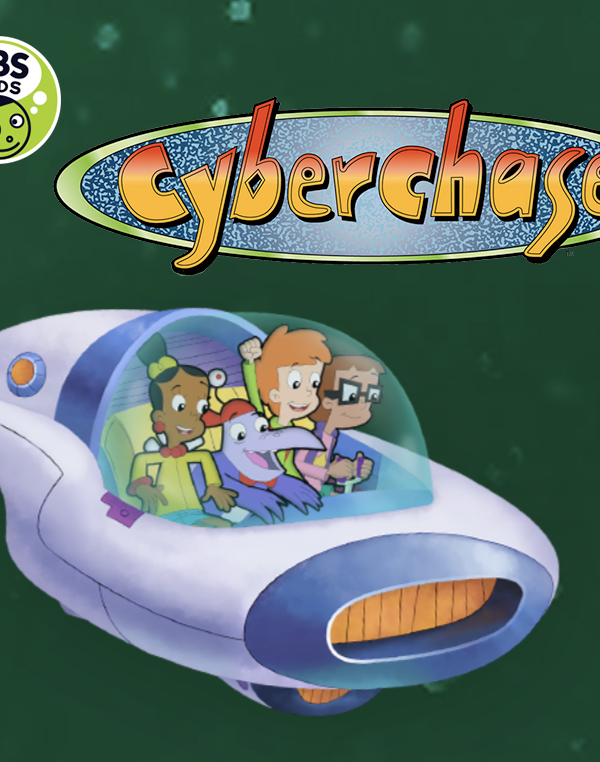 Cyberchase Cover